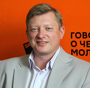 Дырэктар Нацыянальнага антыдопінгавага агенцтва Рэспублікі Беларусь Дзяніс Мужухін