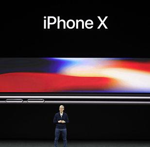 Компания Apple представила флагманские смартфоны iPhone X и iPhone 8