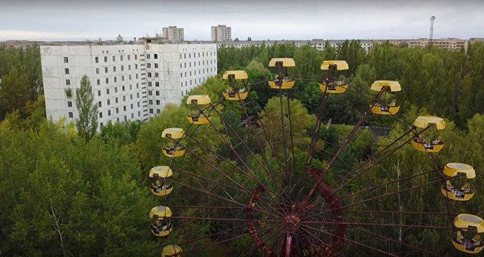 Назаброшенном объекте вЧернобыле умер белорус