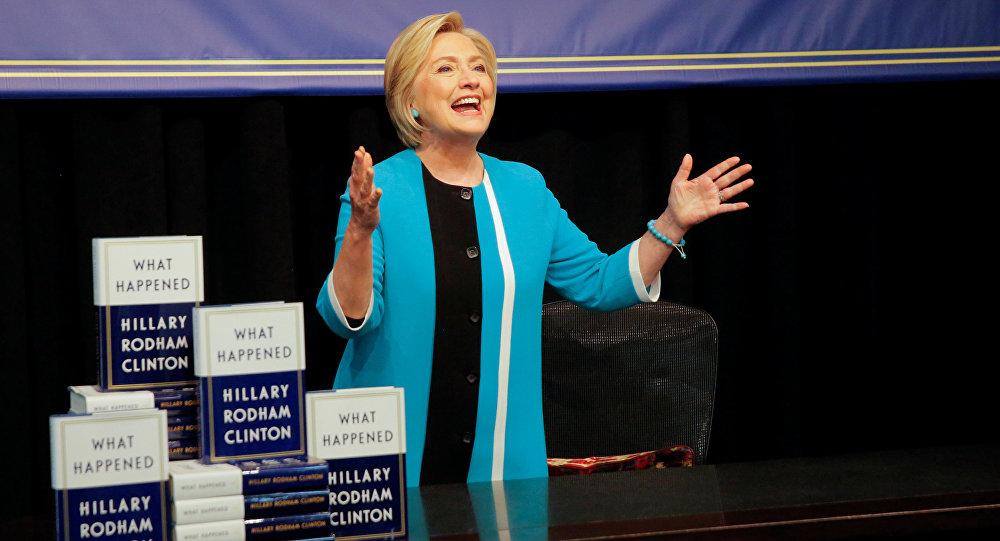 Клинтон сравнила себя сголой Серсеей Ланнистер