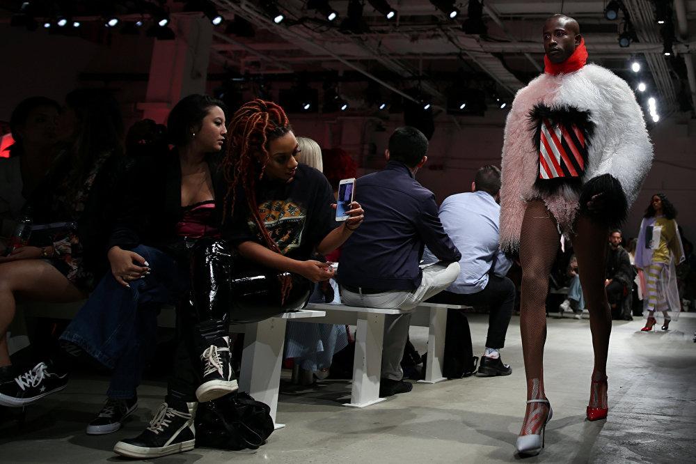 Неделя моды в Нью-Йорке 2018