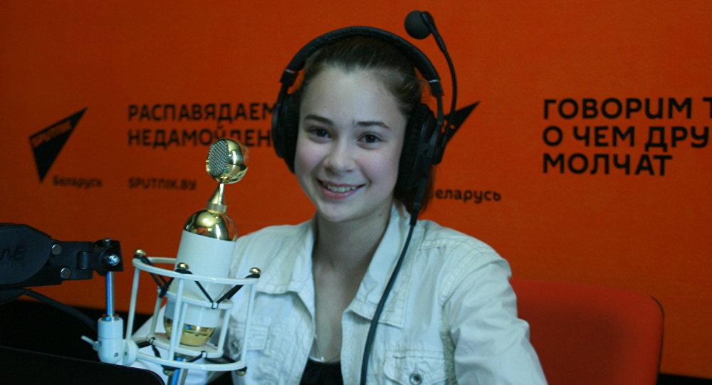 Белоруска на конкурсе Ты супер! Танцы Маша Родионова