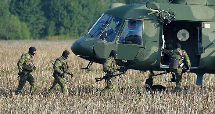 Подготовка к совместным учениям вооруженных сил России и Беларуси Запад-2017