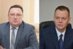 Андрей Горбачев и Дмитрий Алейников