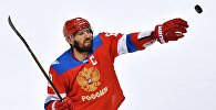 Игрок сборной России Александр Овечкин, архивное фото