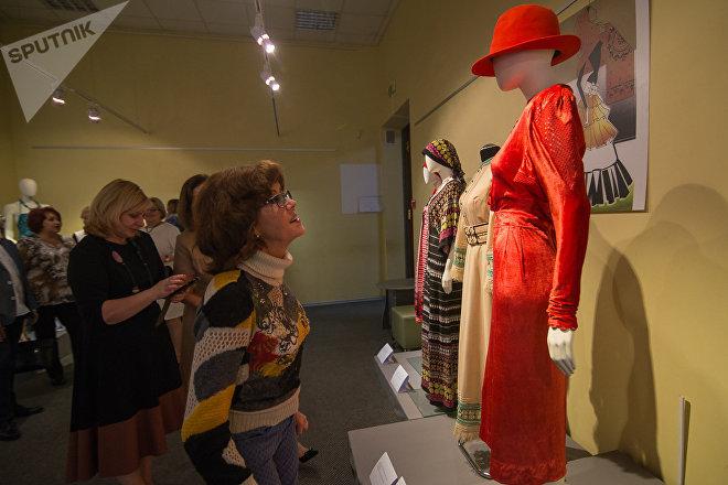 Уникальная выставка Модный век открылась для публики 15 сентября