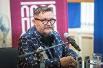 Искусствовед, театральный художник, историк моды и главный модный судья Александр Васильев