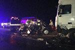 Авария в Воложинском районе