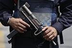Офицер полиции в Мехико