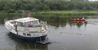 Норвежская яхта сломалась в Гомельской области по пути в Турцию