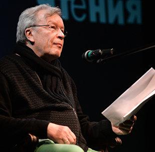 Писатель Виктор Ерофеев