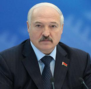 Александр Лукашенко на заседании Исполкома НОК по вопросу проведения II Европейских игр 7 сентября 2017 года