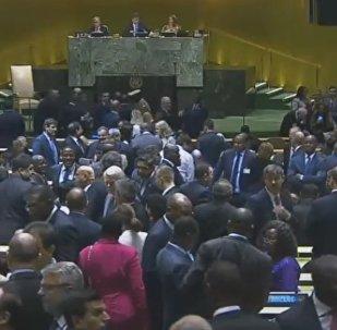 LIVE: Генассамблея ООН в Нью-Йорке. День первый