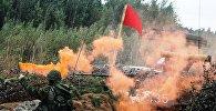 Военные учения Запад-2017 в Беларуси