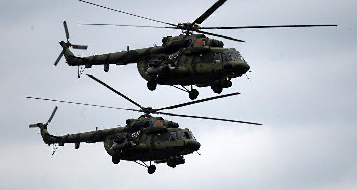 В России комиссия расследует инцидент с залпом боевого вертолета Ка-52 - СМИ