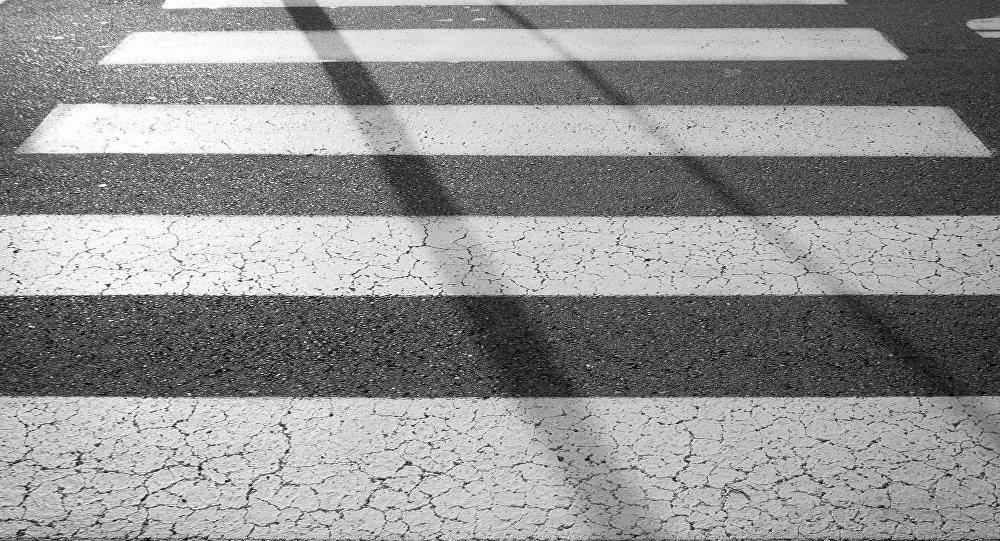 ГУВД: ВМинске автомобиль сбил 10-летнюю девочку напешеходном переходе