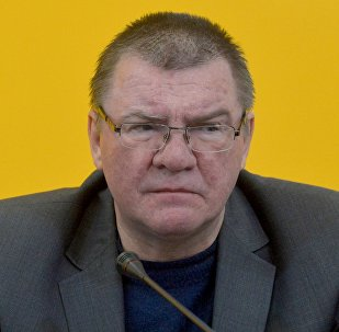Политолог Александр Тиханский