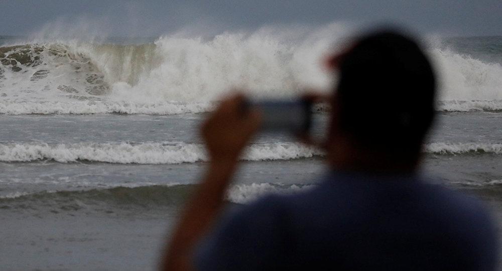 Мощный  шторм  «Мария» ожидают вПуэрто-Рико