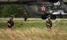 Совместные стратегические учения Беларуси и России Запад-2017