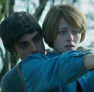 Кадр из фильма Заложники