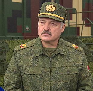 Как президент Беларуси пошутил в ответ на вопрос Sputnik