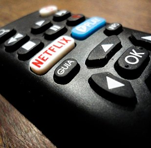 Кнопка Netflix на телевизионном пульте