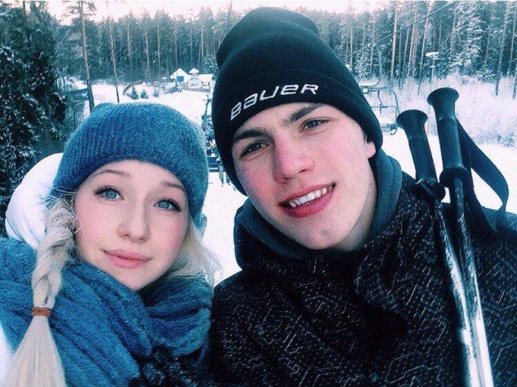 Анастасия и Владимир ведут активный образ жизни