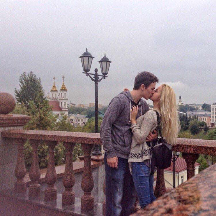 Владимир и Настя обожают путешествовать