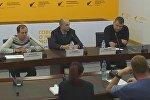 Пресс-конференция Городская среда: пролить свет на ситуацию с темными дворами