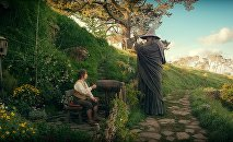 Хобіт: Нечаканае падарожжа (2012) - кадр з фільму