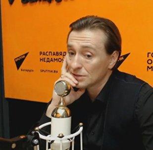 Безруков приехал в Минск на Международный кинофорум стран СНГ