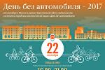 День без автомобиля 2017 в Минске – инфографика на sputnik.by