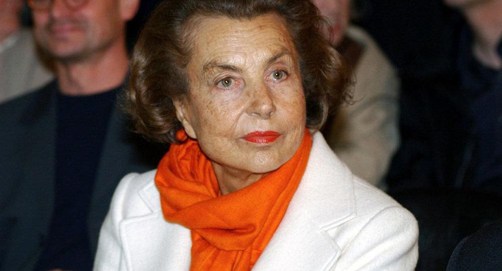 Скончалась владелица L'Oreal ибогатейшая вмире женщина