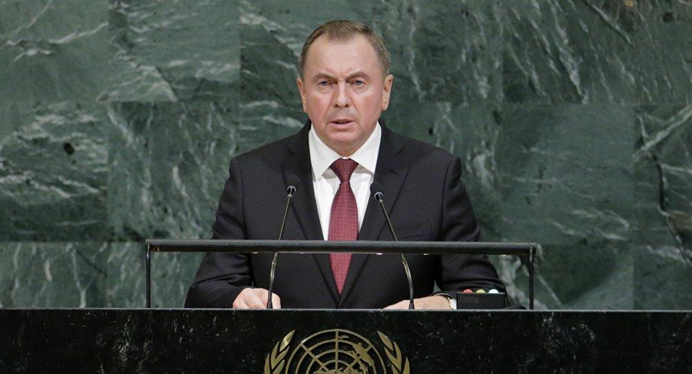 Владимир Макей: Беларусь вполне может стать международной площадкой для глобального переговорного процесса