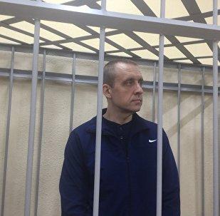 Обвиняемый Петрамович