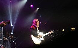 Лявон Вольский выступил с сольным концертом в столичном Prime Hall