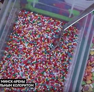 Прысмакі ля Мінск-Арэны: у сталіцы праходзіць гастрафестываль