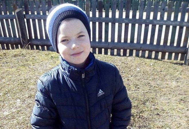 Десятилетнего Максима Мархалюка ищут милиция, МЧС, волонтеры и местные жители