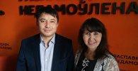 Жарахсан Кульпіенаў і Алія Далабаева