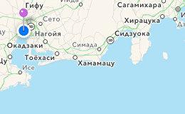 Японские дороги глазами белоруса