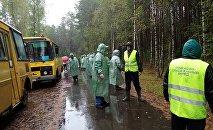 Волонтеры ищут Максим Мархадюка пропавшего в Беловежской пуще