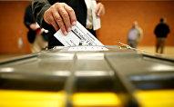 Федеральные выборы в Германии