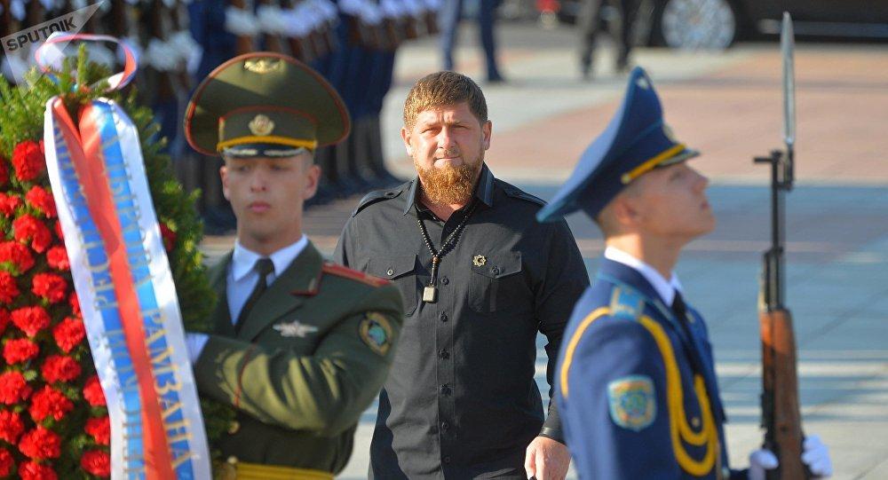 Кадыров принял приглашение Лукашенко иприлетел вМинск