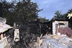 В Гродненском районе сын сжег отца заживо, обидевшись из-за денег