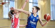 Женский баскетбол, архивное фото