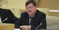 Член-корреспондент Российской академии естественных наук, профессор академии военных наук РФ Владимир Козин