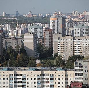 Крыши Минска