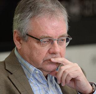 Владимир Мамонтов –  специальный гость радио Sputnik Беларусь