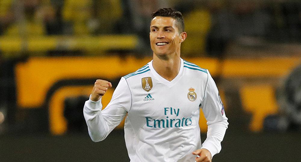 Дубль Роналду принёс «Реалу» победу над «Боруссией» вЛиге чемпионов