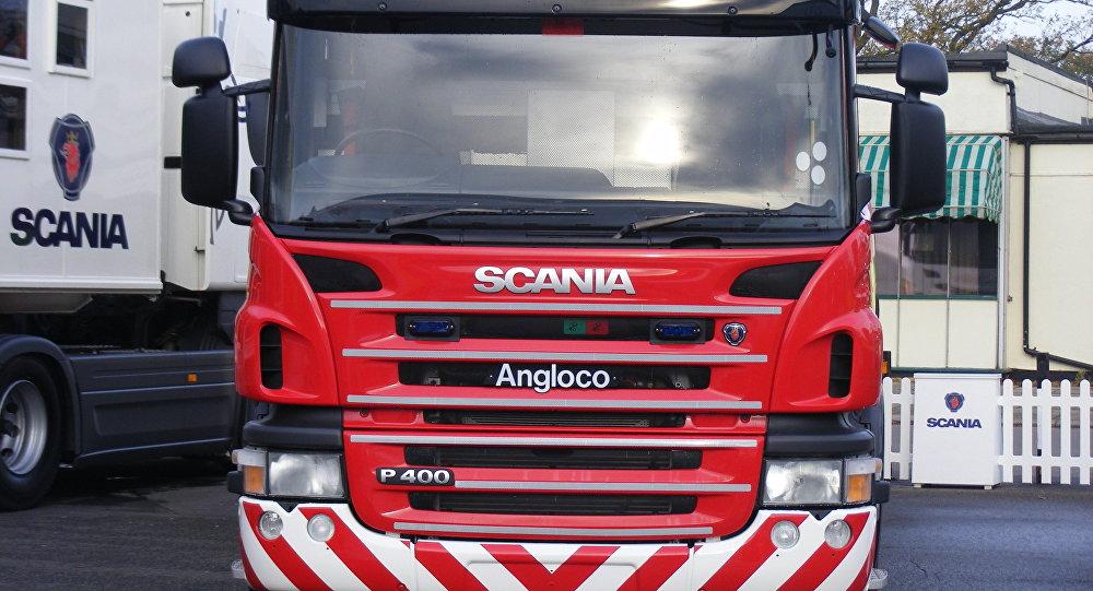 Компанию Scania оштрафовали на880млневро
